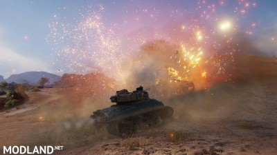 marks of excellence world of tanks mod